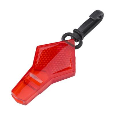 Image of Plastic translucent whistle