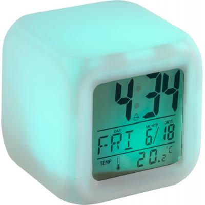 Image of Cube alarm clock